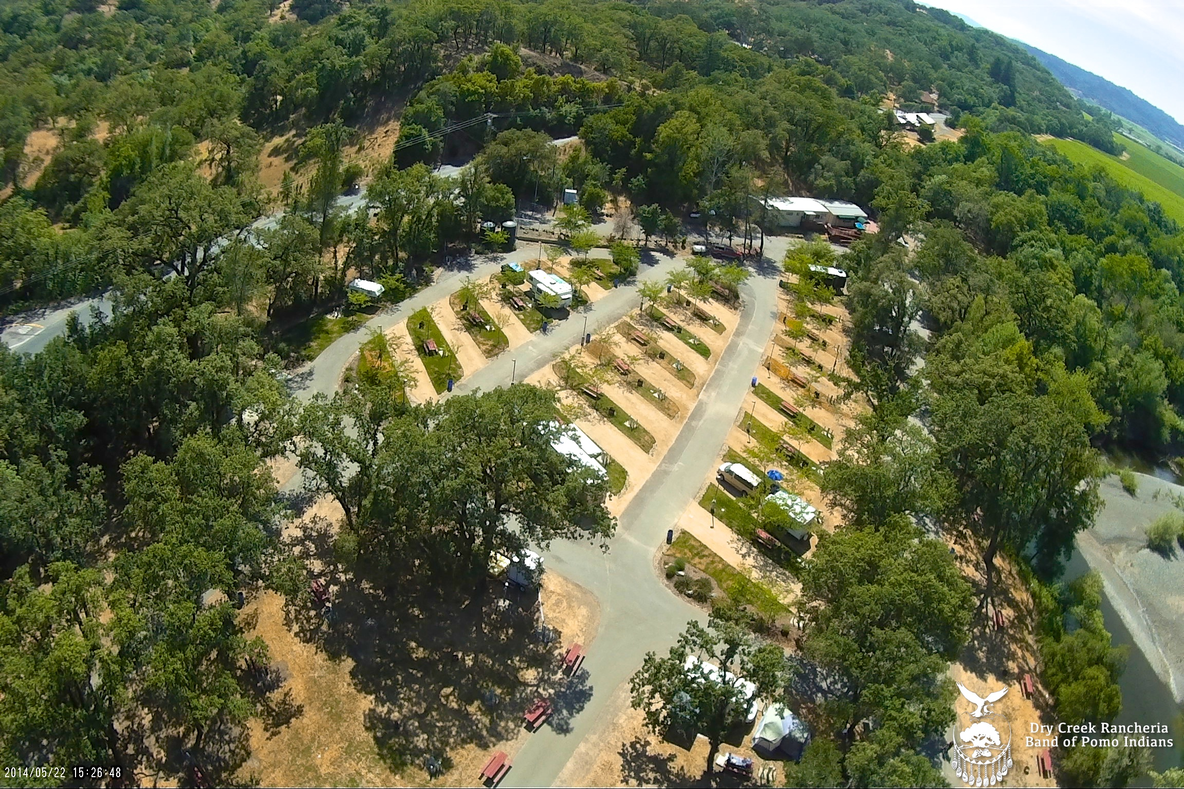 Alexander Valley RV Park and Campground 2014 - Dry Creek ...